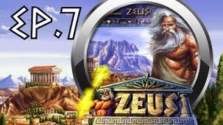 Прохождение Zeus: Master of Olympus часть 7 (Зевс и Европа: Резиденции и элита)