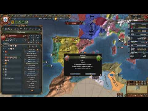 EU4 Mandate of Heaven achievements: Navigator 1