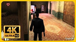 Max Payne 1 ( 2001 ) : Old Games in 4K 2018
