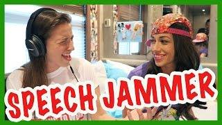 Speech Jammer Challenge W/ Colleen!!!