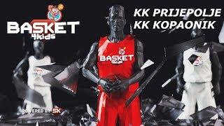 BASKET 4 KIDS | KK Prijepolje - KK Kopaonik | Basket4Kids Nova Varoš(, 2018-02-09T15:20:44.000Z)
