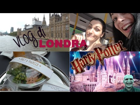 VLOG : Trip to London e Tour di HARRY POTTER e Sherlock Holmes  // MIM