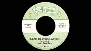 Jan Bradley - Back In Circulation