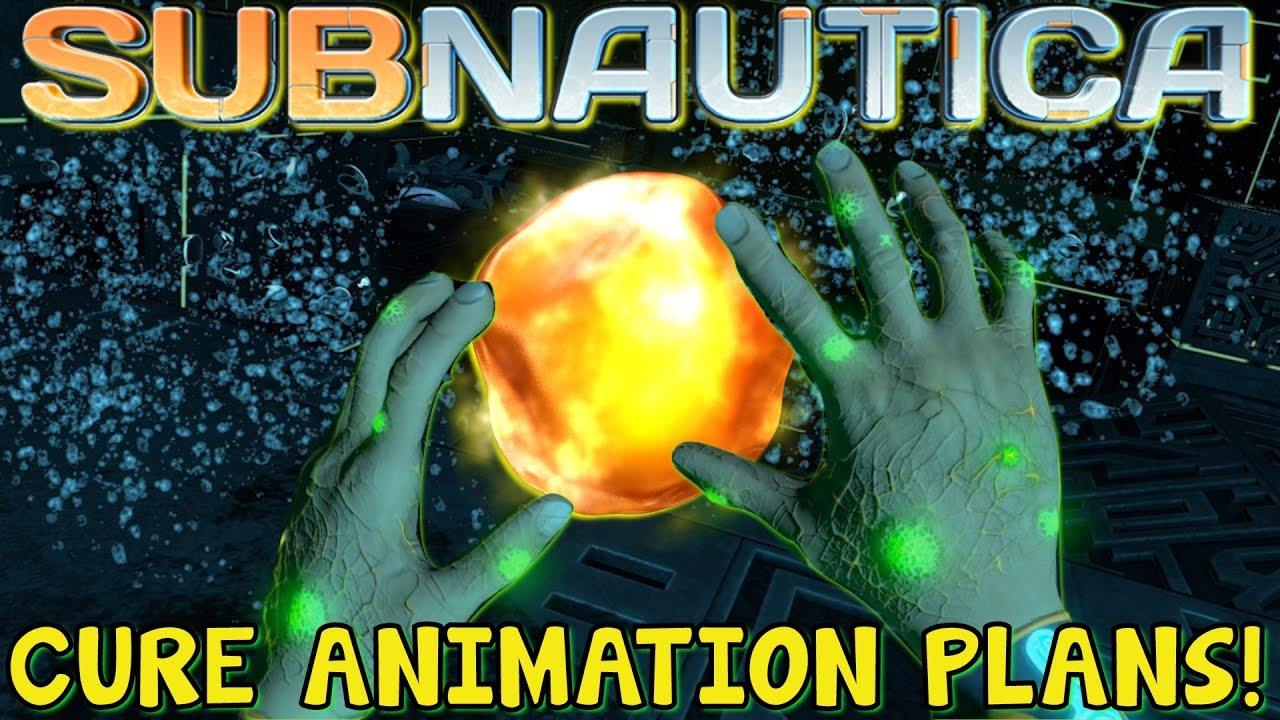 CURING THE CARAR ANIMATION PLANS + GHOST LEVIATHAN IN THE GRAND REEF! |  Subnautica News