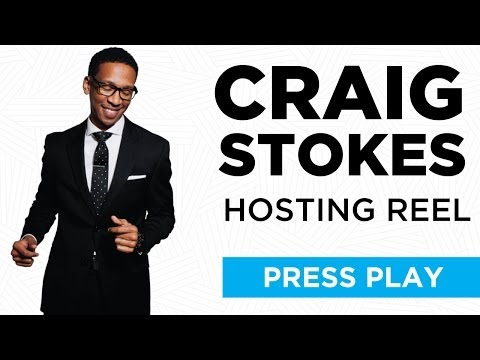 Craig Stokes TV Hosting, ing and ManontheStreet Reel