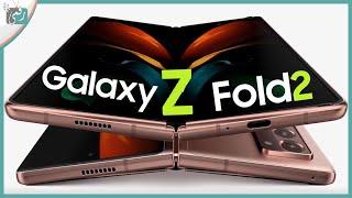جالكسي زد فولد 2 Galaxy Z Fold | هل يصلح مشاكل سلفه؟ مراجعة سريعة