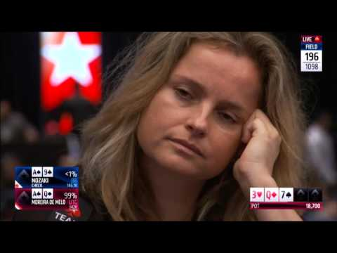 EPT 12 Monaco 2016 - Main Event, Day 3. HD