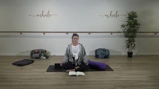 Letting Go Meditation Georgia