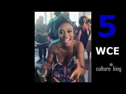 MOST SEXY WOMAN IN SA (COMPILATION)