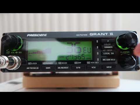 CB Radio; Some 11 meters skip browsing over 40 EU, 27/08/2017 Part 1