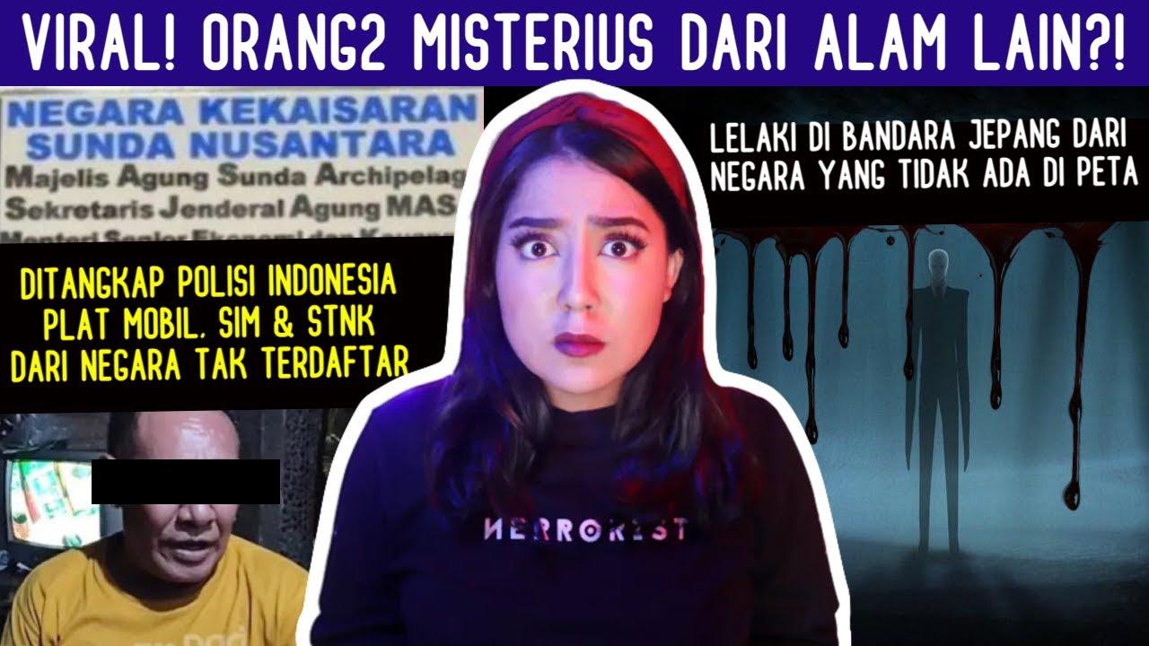 Kasus ORANG2 paling MISTERIUS di DUNIA! | #NERROR