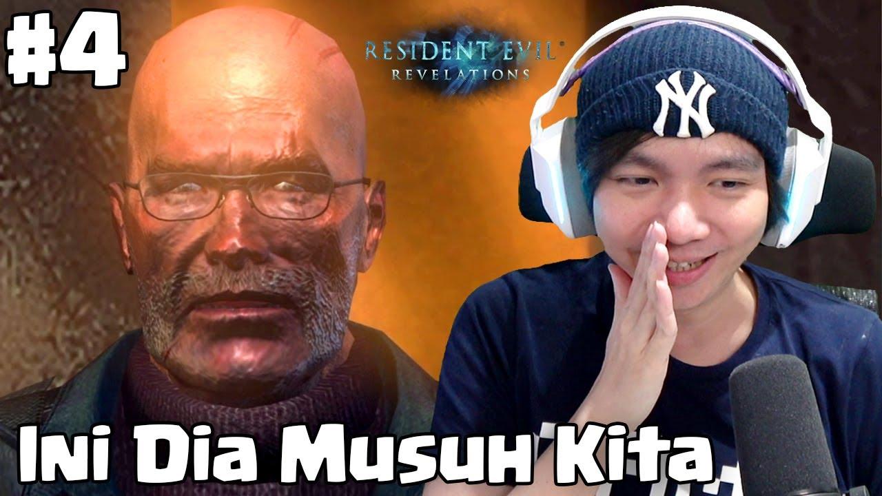 Ini Dia Musuh Kita - Resident Evil Revelations Indonesia - Part 4