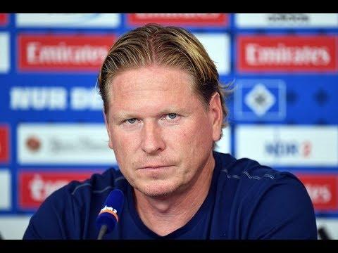 HSV-Coach Gisdol: Darum ist Mathenia meine Nummer 1
