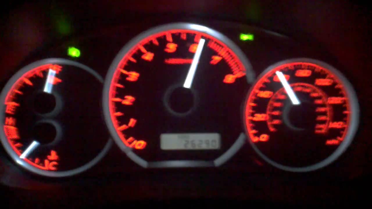 2009 Subaru Wrx Sedan 0 60 Mph
