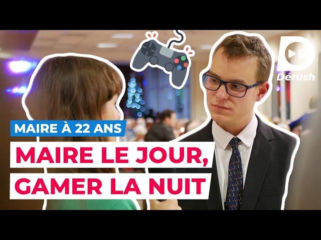 LA DOUBLE VIE DE RÉMY DICK - Maire à 22 ans #1