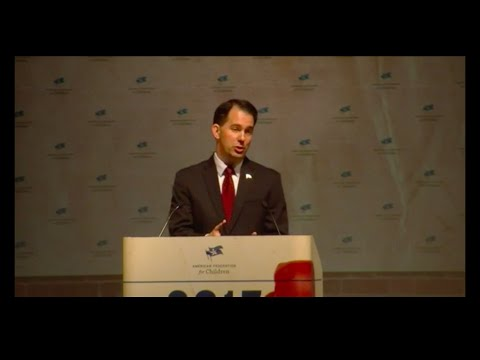 Scott Walker: Access To Great Education A Moral And Economic Imperative