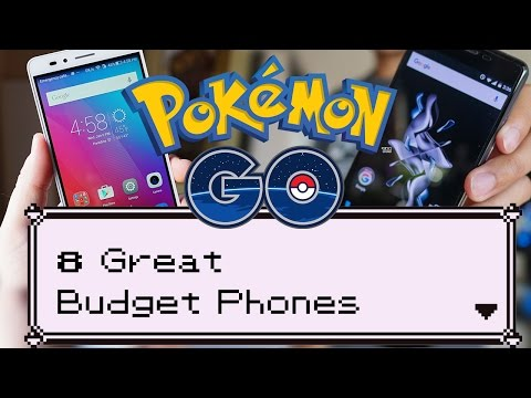 8 Great Budget Phones For Playing Pokémon GO