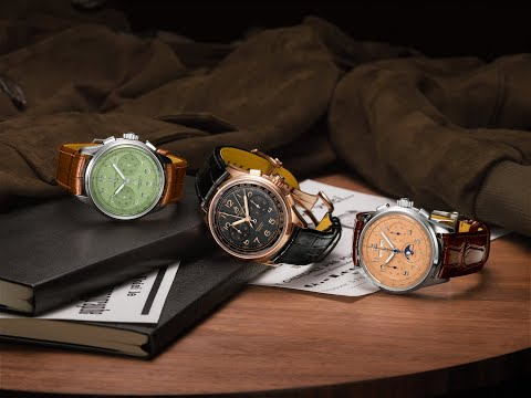 Breitling's Heritage, revived