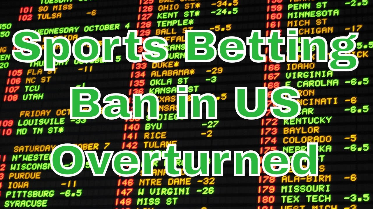 Why is the supremem court legalizing sports betting bar betting 2000 portico