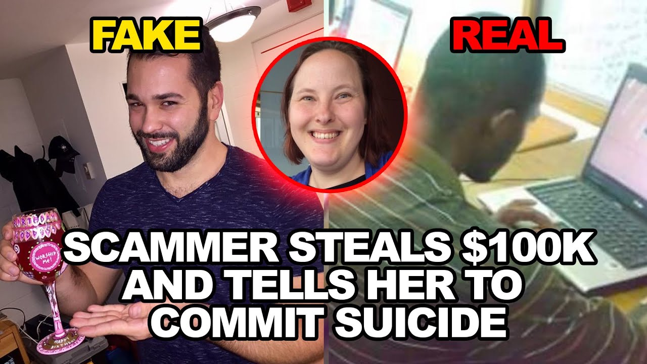 Nigerian Romance Scammer tells Victim to Commit Suicide after Stealing over $100k - SCAMFISH