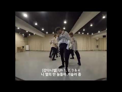 Wanna One - Energetic (Dance Practice)