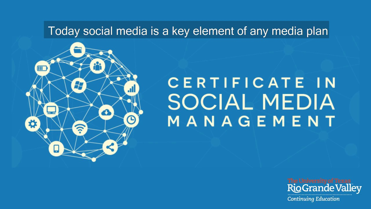 Certificate In Social Media Management Student Testimonial Youtube