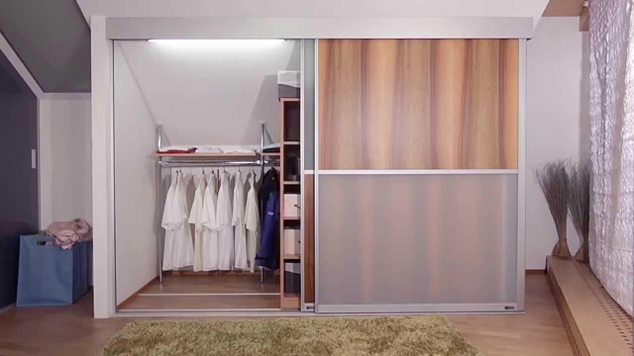 Begehbarer Kleiderschrank Selber Bauen Anleitung Youtube
