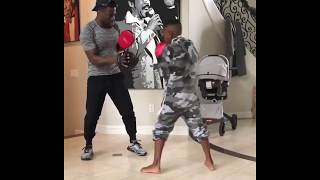 Kevin Hart FIGHTS His own SON!!!