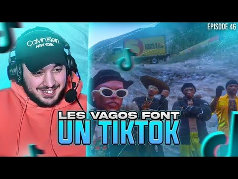 Les Vagos font un TikTok ?! (Episode 46)