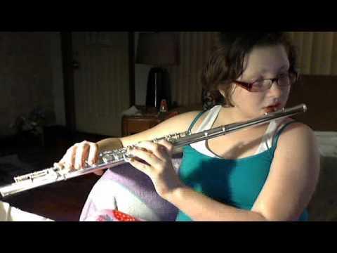 Party Rock Anthem on flute