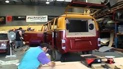 Orion Car Audio - Pimped up Kombi!