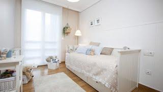 Habitación infantil cálida y tranquila - Decogarden
