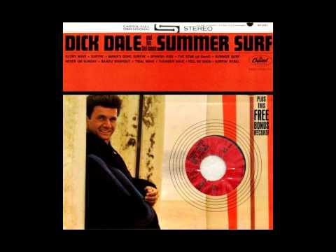 Dick Dale - Never On Sunday (Manos Hadjidakis)