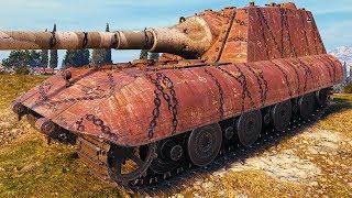Jagdpanzer E 100 - Final Boss - Wot Gameplay