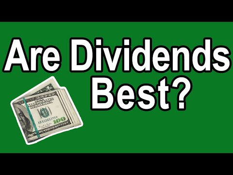 Are Dividend Stocks Better in a Stock Market Crash?