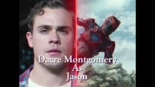 Power Rangers 2017 TV Theme - Retro