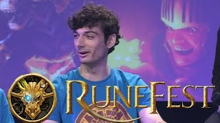 Ice Poseidon at RuneFest in the Streamer & Video Maker Q&A [VOD: 17-9-2016]