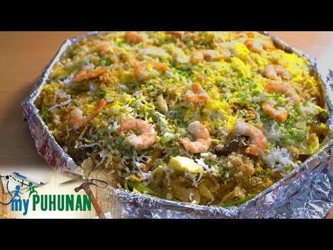 Taste of Joy owner Angie Corpuz shows how to prepare their signature sotanghon special | My Puhunan
