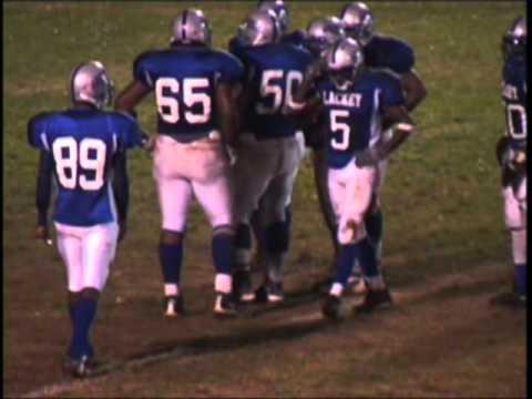 2004  Lackey 48  La Plata 0  Charles County High School Game of the Week
