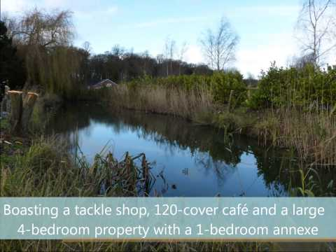 2909 - Fishing Lakes Business For Sale In Hadley Worcestershire UK