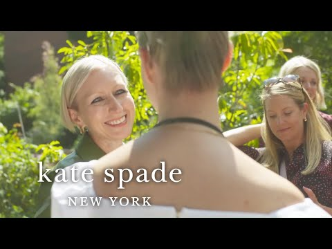 kate spade new york spring 2020 show highlights | kate spade new york