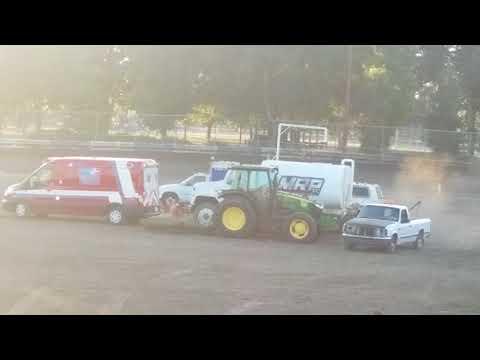 Plaza Park Raceway KOFC Rd7 6/8/18 Heat 1A