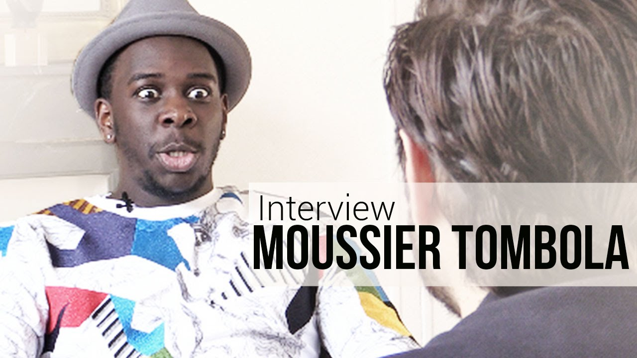 Interview Moussier Tombola - YouTube