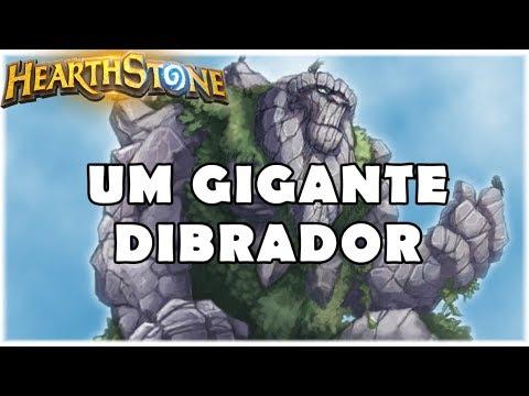 HEARTHSTONE - UM GIGANTE DIBRADOR! (STANDARD CUBE WARLOCK)