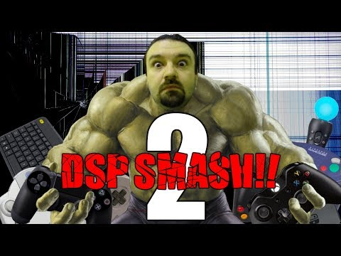 DSP SMASH!! 2 - Even More Controller Slams