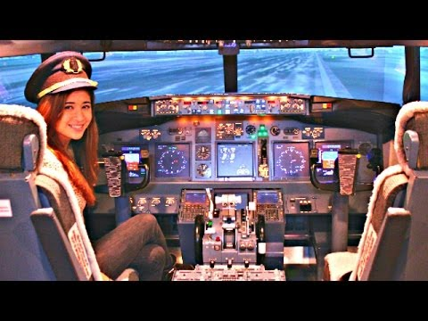 Flight Experience Flight Simulator - Singapore