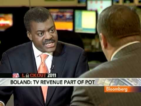 Boland Says NFL Lockout Would Have Major Economic Impact: Video