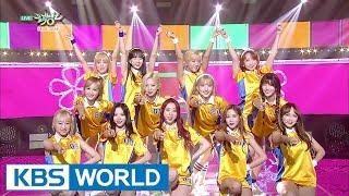 WJSN (우주소녀) - HAPPY [Music Bank / 2017.06.23]