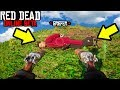 HOG TIED THIS GRIEFER UNTIL HE STOPPED GRIEFING in Red Dead Online! RDR2 Online Funny Moments