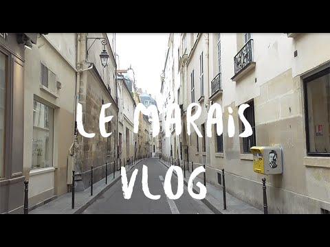 ВЛОГ ПАРИЖ. МАРЭ часть 1 // VLOG PARIS. LE MARAIS part 1